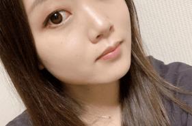 韓国メイクのポイント2.ナチュラルなうるうるタレ目