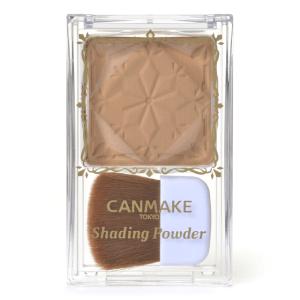 CANMAKE(キャンメイク)のシェーディングパウダー