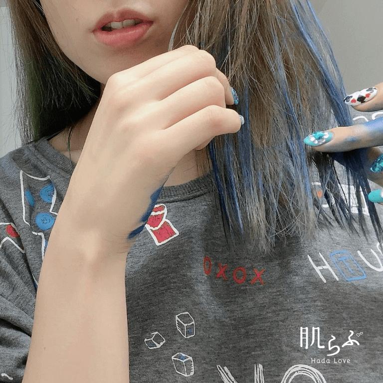 EMAJINYの塗り方