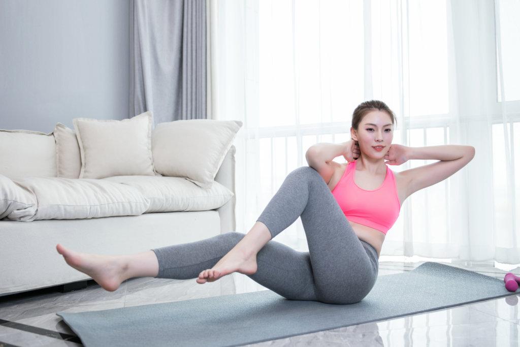 身体を引き締めるトレーニング